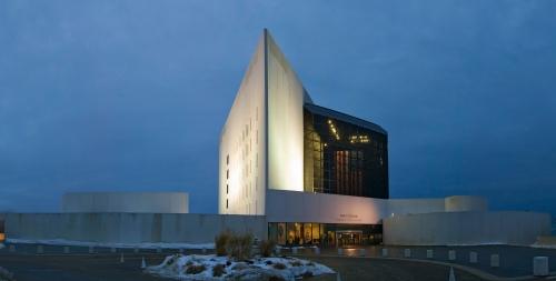 bos JFK library