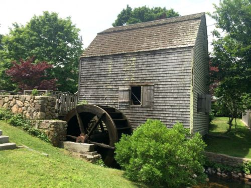 cape grist mill