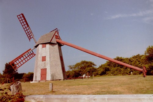 cape windmill