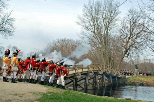 mass North-Bridge-Battle-Commemoration-Patriots-Day_NPS