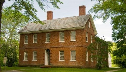 mass Stebbens-House