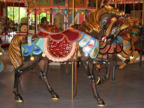 mass holyoke carousel