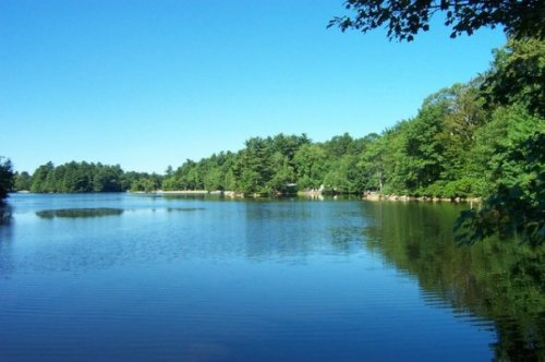 RI george bowdish lake