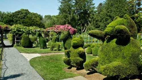 RI topiary