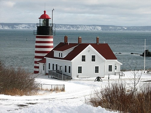 ma quoddy lighthouse