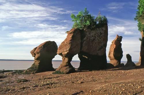 maine fundy hopewell-rocks