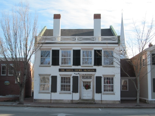 maine kenne brick_store_museum,_kennebunk_me