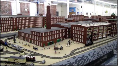 man science lego millyard