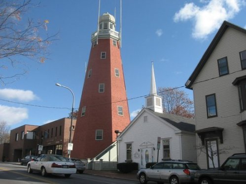 port observatory