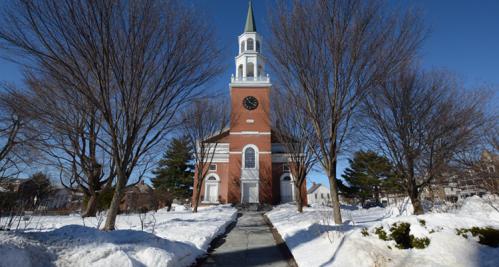 vermont church church