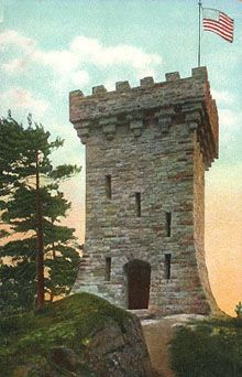 vermont ethan tower