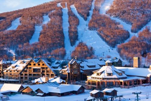 vermont stowe mountain resort