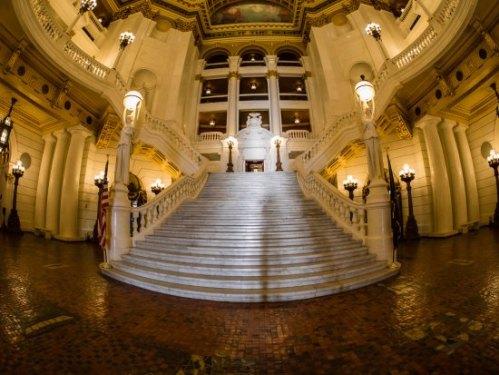 harry capitol rotunda-stairs