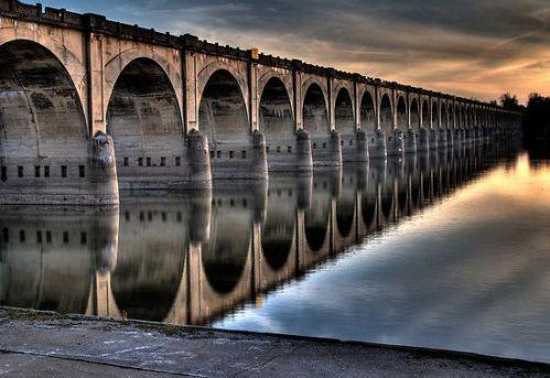 harry rockville bridge longest stone arch bridge in the world
