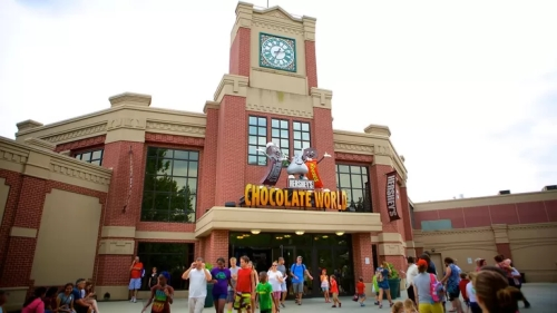 hershey Hersheys-Chocolate-World-76542