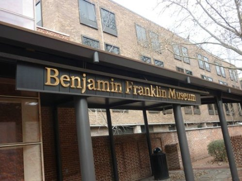 phil benjamin-franklin-museum
