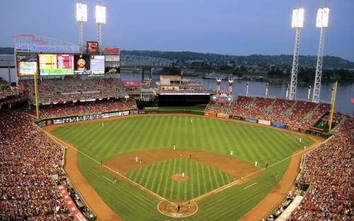 cin Cincinnati-Reds-ballpark-Great-American-Ball-Park-Cincinnati-Ohio-Wallpaper