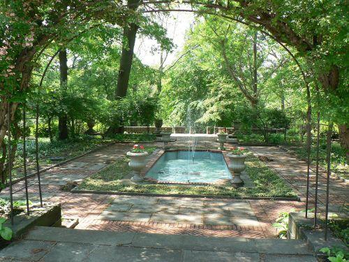 cleve garden-Hungarian_Cultural_Garden