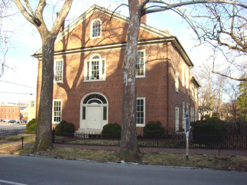 kent Hunt-Morgan_House,_Lexington_Kentucky