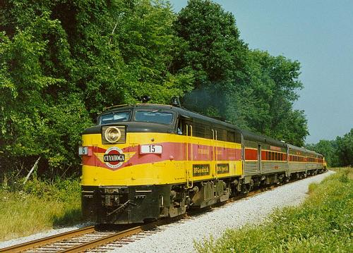 ohio railroad