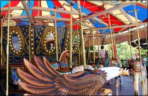 knox zoo carousel