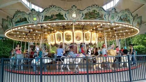 louis zoo carousel