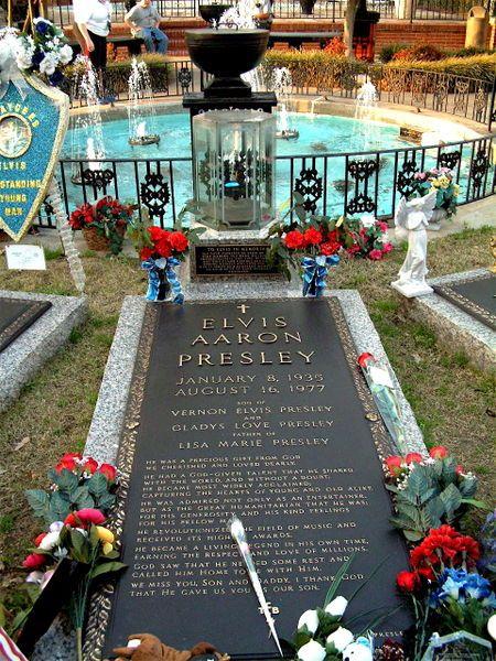 memphis graceland grave