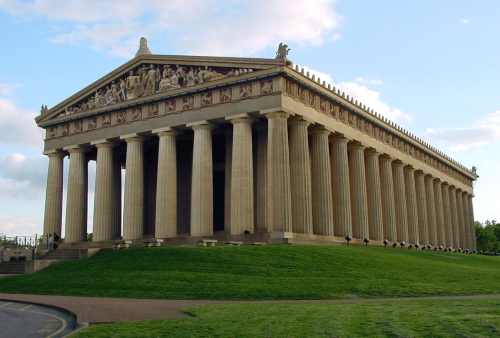 nash Parthenon.at.Nashville.Tenenssee.01