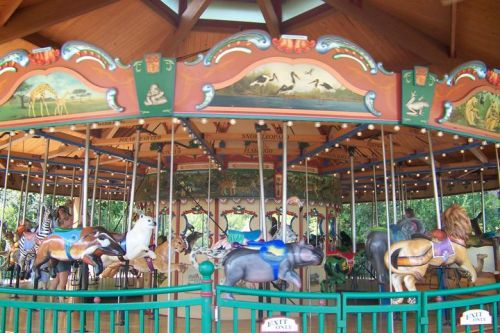nash zoo carousel