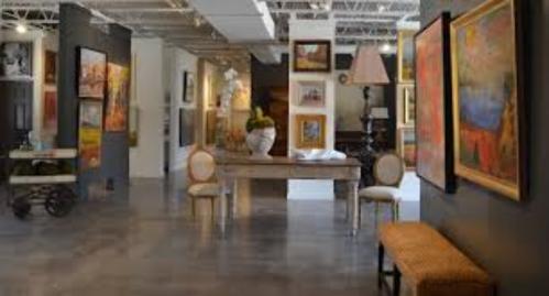 ten gallery inside