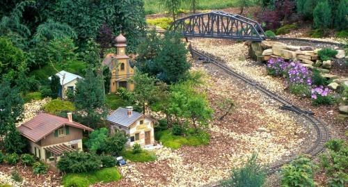 hunt botanic railway