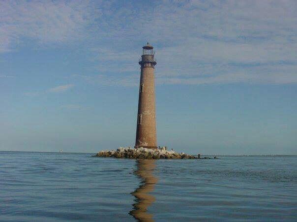 al fort morgan lighthouse