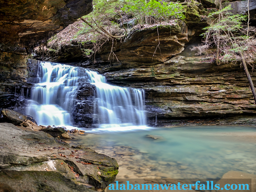 al Mize-Mill-Falls-Bankhead-National-Forest