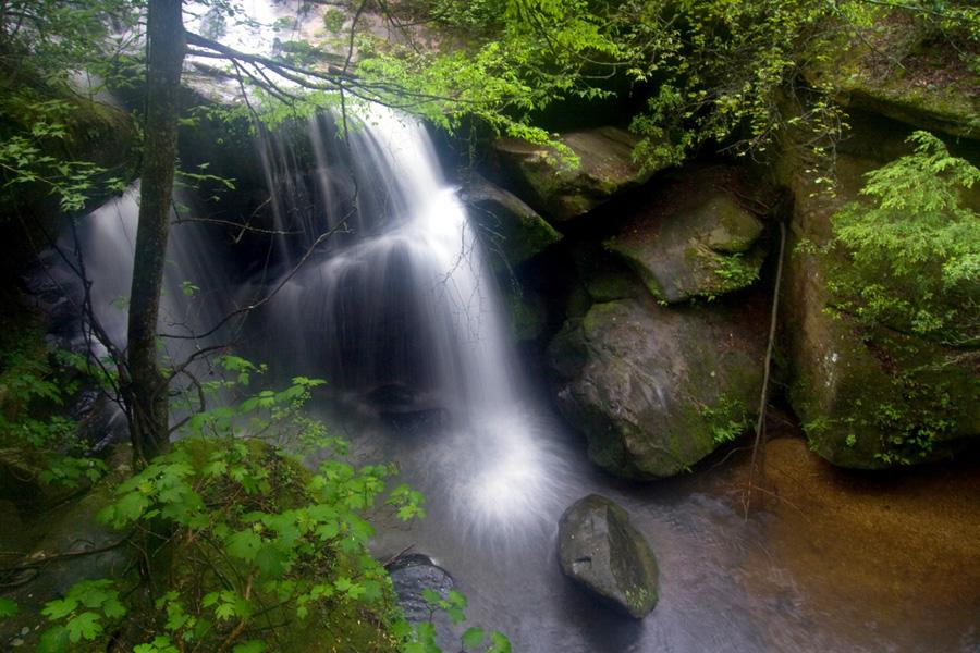 al Rainbow-Falls
