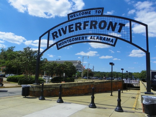 mont Riverfront Sign 1