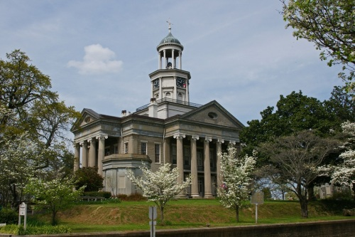 MS Old Courthouse