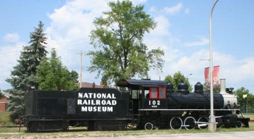 Wis railroad