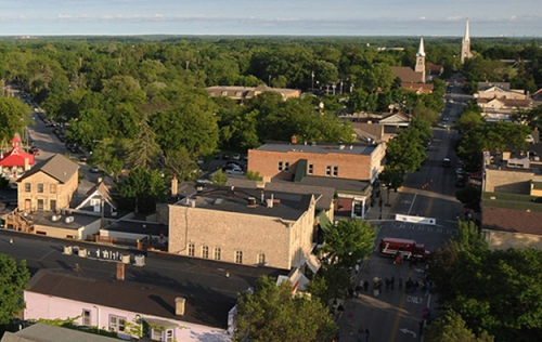 wisconsin Cedarburg-From-Up-High---Home-Page