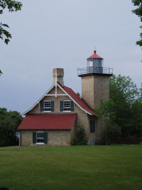 wisconsin eagle lighthouse