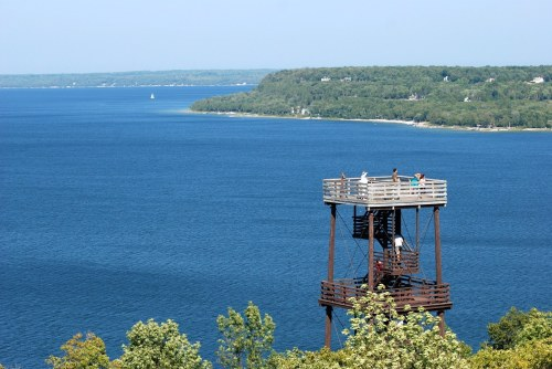 wisconsin eagle-tower-peninsula-state-park-1