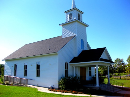 lansing historical village church
