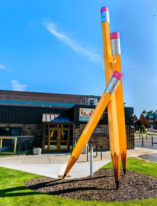 lansing sculpture elementary