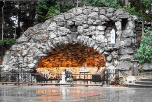 indy basilica grotto