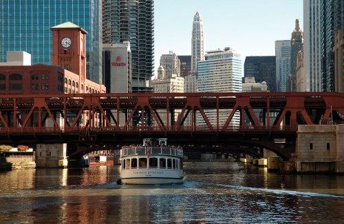illinois Chicago-River