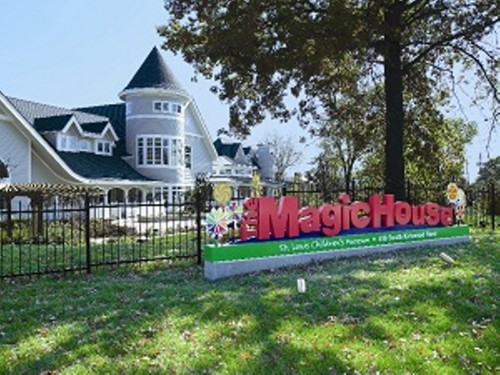 miss magic house