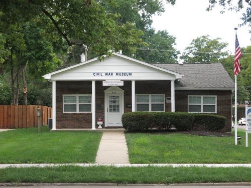 spring civil war museum