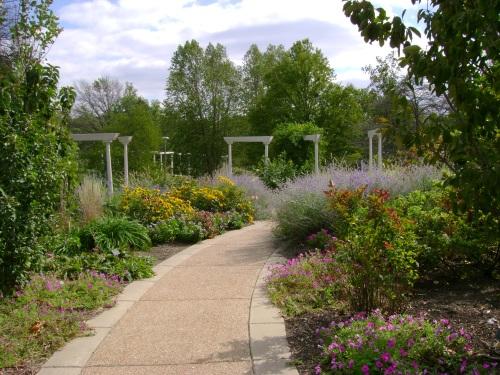 spring washinton park gardens
