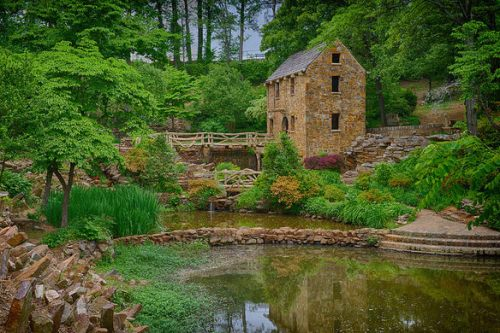 ark old mill 3