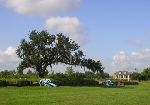 orleans battlefield