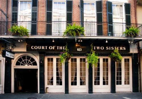orleans court of two sisters